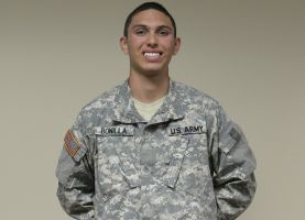 Hoffman Estates High School Alumnus Honored for Board of Education Military Recognition