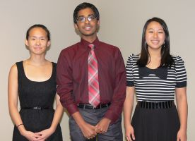 Three District 211 Students Earn Perfect ACT Scores