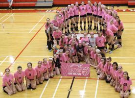 Palatine, Fremd Girls' Volleyball Teams to Compete for Annual 'Volley for a Cure' Event