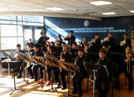 District 211 Jazz Bands Find Success at Northshore Jazz Festival