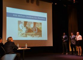 SLIDESHOW: Business Incubator Students Compete at District 211 Pitch Night
