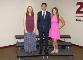Three District 211 Students Earn Perfect Score on ACT