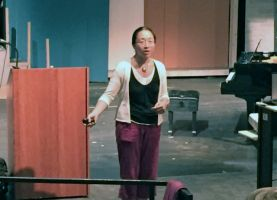 Fremd Guest Speaker Dr. Eugenia Cheng Makes Math Fun, Approachable For All