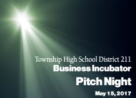 PHS, CHS Students Win Big at District 211 Business Incubator Pitch Night