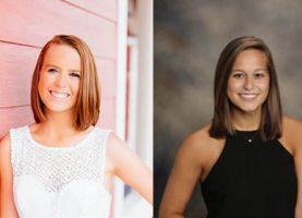 Two D211 Alumnae Win Scholarships from Palatine's Women in Business Advisory Forum