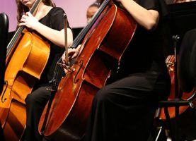 PHS Orchestra to Participate in Augustana College Symphony Orchestra's First Tour