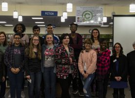 D211 Post: Hoffman Estates Hosts 2nd Annual Poetry Power Event