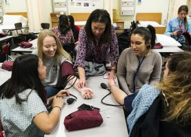 D211 Post: CNA Course Gives Students a Look at Medical Careers