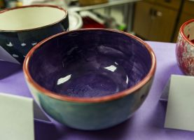 D211 Post: PHS Holds 7th Annual Empty Bowl Charity Event
