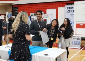 Inaugural D211 Career Expo a success
