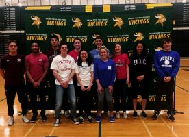 D211 Post: 13 Fremd Athletes Sign Letters of Intent