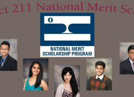 D211 Post: Seven District 211 Students Named in National Merit Scholarship Second Announcement