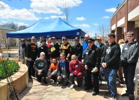 D211 Post: SHS Fishing Club and Friendship Village Hold Fishing Derby