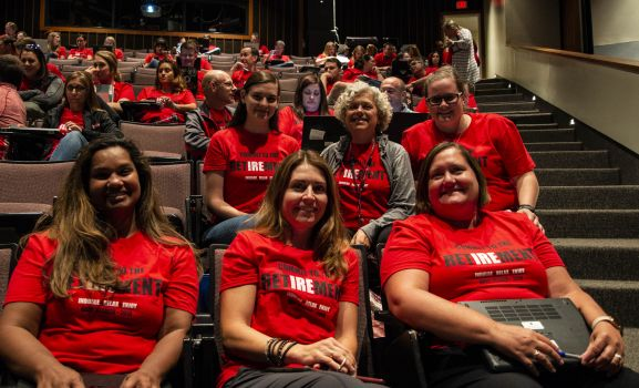 D211 Post: District 211 Staff Makes Final Preparations For the Start of School