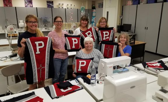 D211 Post: Old PHS Band Uniforms Get New Life