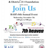 D211 Post: RAH and D211 Foundation Pair Up for 8th Annual Event