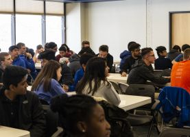 D211 Post: Hoffman Estates Students Get Inside Look at City Government