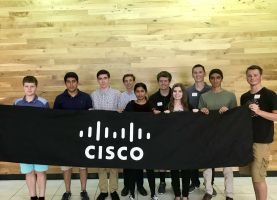 D211 Post: Cisco Systems Adds Student Interns Following Career Expo