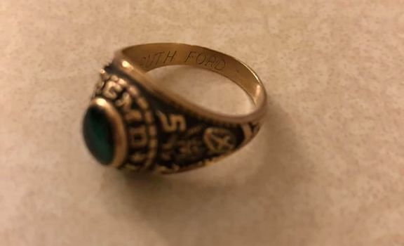 D211 Post: Class Ring Returned After 44 Years