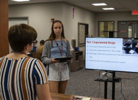 D211 Post: Chemistry  Project Expands Beyond the Lab