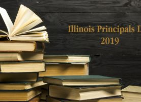 D211 Post: October 25 is Principals Day in Illinois