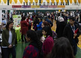 D211 Post: 3rd Annual Career Expo Fills Fremd