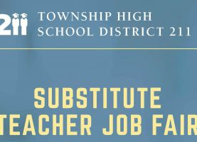 D211 Post: District to Hold Substitute Job Fair