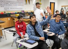 D211 Post: District 211 Schools among the Top in U.S. News and World Report