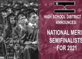 D211 Post: 30 District 211 Students Named National Merit Semifinalists